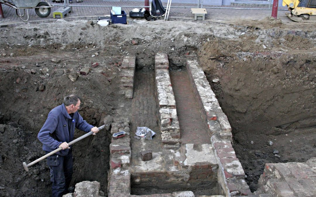 Rapportage opgravingen Echt centrum