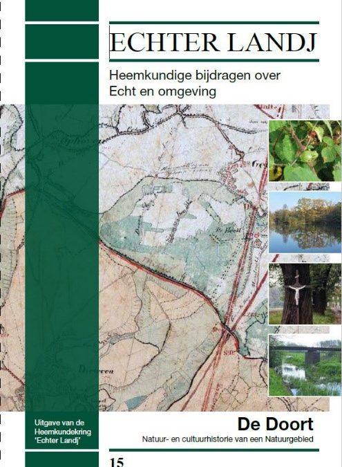 Heemkundekring Echterlandj – Jaarboek 2019 De Doort
