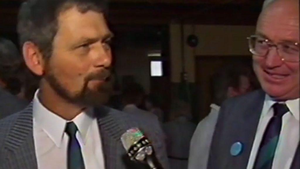 Late TV: Reünie fam Ubachs te Nieuwstadt (1987)